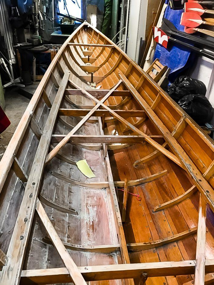 Ruderboot-Restauration-Norman-Bootsbau-Berlin