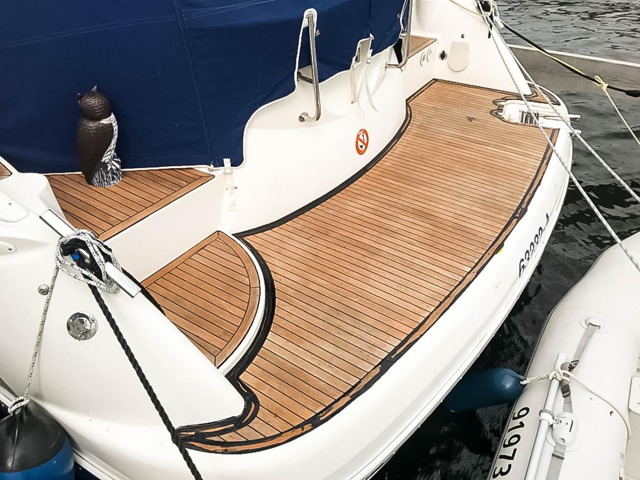 Teakdeck-Sanierung-Yacht-Norman-Bootsbau-Potsdam