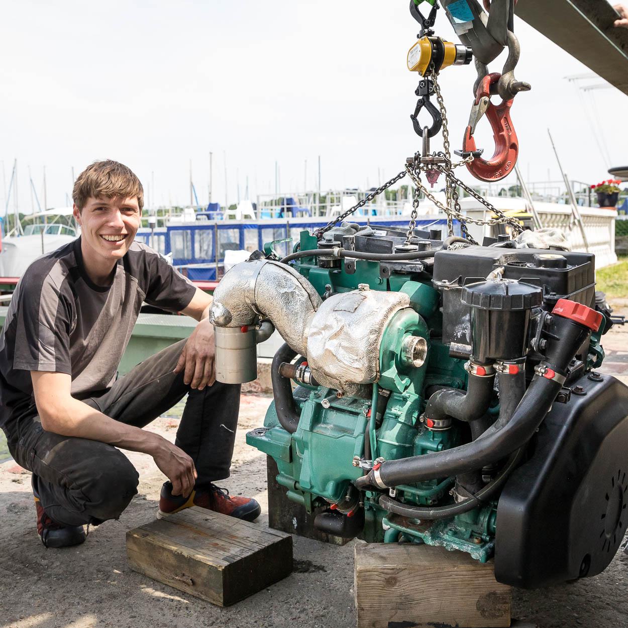 Aktuelle-Projekte-Norman-Bootsbau-Bootsmotoren-Wartung