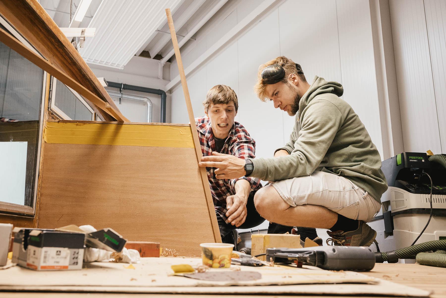 Ausbildung-Bootsbau-Ausbildungsbetrieb-Norman-Bootsbau-Potsdam-Causalux-Fotografie