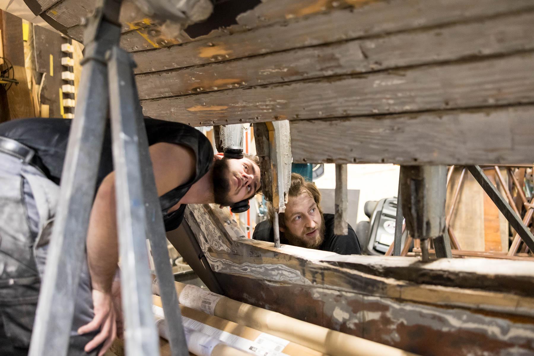Ausbildungsbetrieb-Norman-Bootsbau